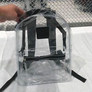 🍀 GK Eurosport Clear Trendy Mini Backpack